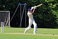 Eastons CC v. Chappel and Wakes Colne CC at Little Easton, Essex, England 41.jpg
