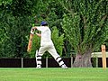 Eastons Cricket Club Sunday match, Little Easton, Essex, England 18.jpg