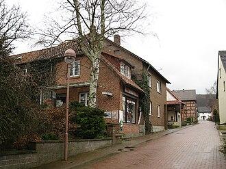 Eberholzen - Village shop.