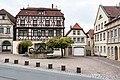 Ebern, Marktplatz 10, 8, 6 20170414 003.jpg