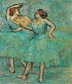 Edgar Degas - Zwei Tänzerinnen, um 1905.jpg