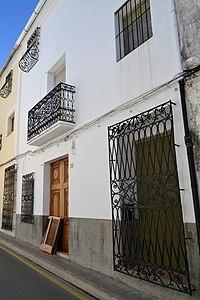 Edifici al carrer Colom, 7, Teulada.JPG