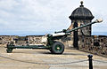 Edinburgh Castle, One O'Clock Gun.jpg