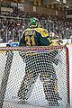 Edmonton Oilers Rookies vs UofA Golden Bears (15088757618).jpg