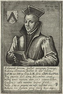 Edmund Gennings English martyr