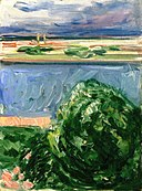 Edvard Munch - Canal with Dark Clouds.jpg