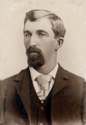 Ed Drew - Image: Edward Landers Drew circa 1905