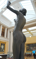 Edward Onslow Ford (1852-1901) - Echo (1895) low back left, Lady Lever Art Gallery, June 2013 (9097492204).png