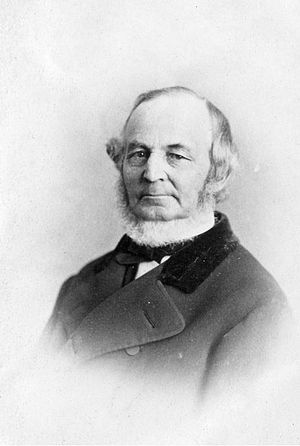 Edwin Atwater - Edwin Atwater, photographed by William Notman in 1868.