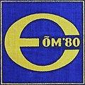 Eesti Õpilasmaleva 1980 embleem.jpg