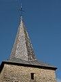 Eglise d'Ornézan - Sommet clocher.jpg