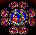 Eglise saint-Pierre et saint-Paul, Ploubalay, Côtes d'Armor, Verrière nord, détail 2 IMGP2562-2564.jpg