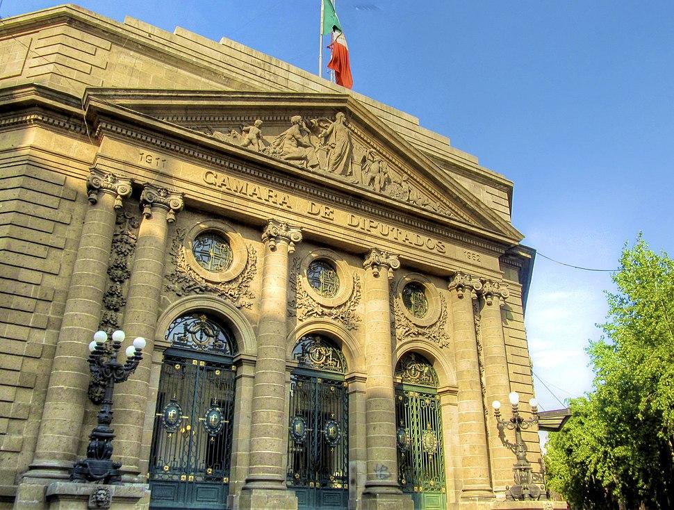El Palacio de Donceles