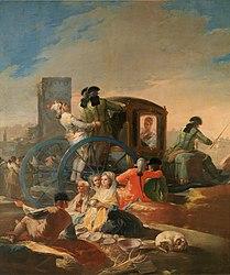 Francisco Goya: The Crockery Vendor