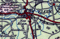 Elgin railway station on 1923 OS map.png