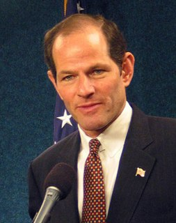 Eliot Spitzer 54th Governor of New York