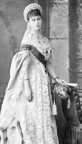 Louis IV, Grand Duke of Hesse - Image: Elizabeth Fyodorovna of Russia