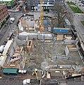 Elm Hall site foundation (5617869634).jpg