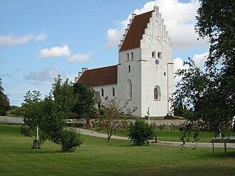 Elmelunde Church - Elmelunde Church