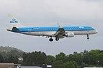 Embraer 190ST (190-100STD) 'PH-EZZ' KLM Cityhopper (30733404888).jpg