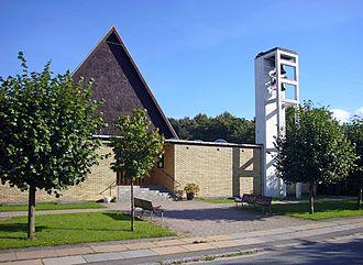 Emdrup Church - Image: Emdrup Kirke Copenhagen
