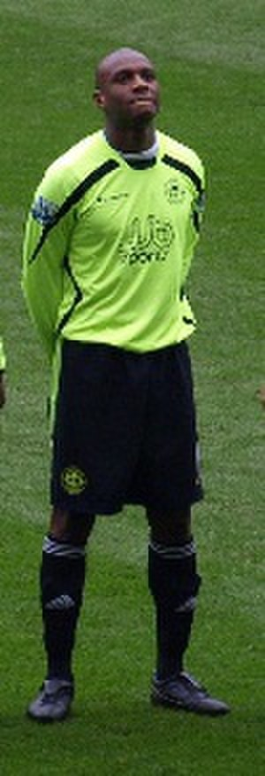Emmerson Boyce - Boyce lining up for Wigan Athletic in 2009.
