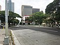 Empty King St when Hurricane Lane was supposed to hit. (44538612102).jpg