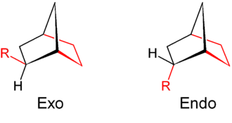 Endo-exo isomerism - Endo and exo isomerism in norbornyl systems