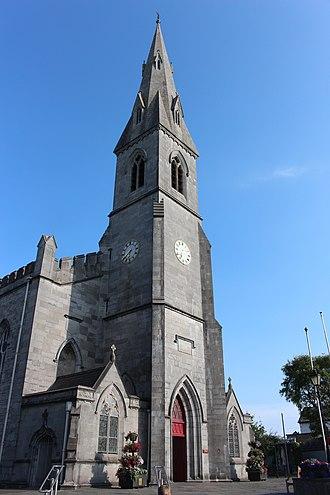 Ennis Cathedral - Image: Ennis Ennis Cathedral 20180705195117