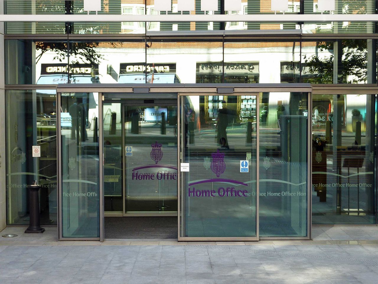 Entrance, 2 Marsham Street.jpg