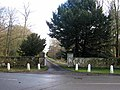 Entrance to Nunwick Park - geograph.org.uk - 674209.jpg