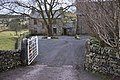 Entrance to converted farm near The Howe - geograph.org.uk - 1691306.jpg