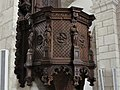 Entraygues-sur-Truyère église chaire détail (1).jpg