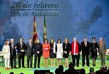 Día De Andalucía Wikipedia La Enciclopedia Libre