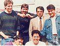 Equipo de Radioactiva 1992.jpg