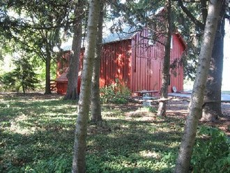 Erland Lee Museum - Image: Erland Lee Museum Carriage House
