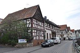 Oberortstraße in Eschborn