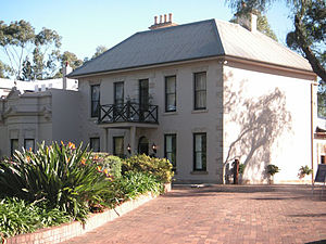 Macarthur, New South Wales -  Eschol Park House