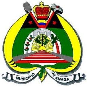 Amagá - Image: Escudo de Amagá