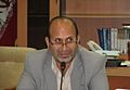 Esfandiar Jalayeri-June 12 2013-Governor of Nishapur.JPG