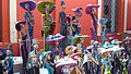 Esqueletos de decoración de Día de Muertos.JPG