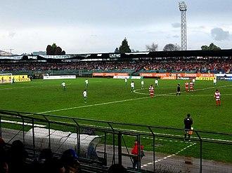 Estadio Municipal Germán Becker - Image: Estadio Germán Becker