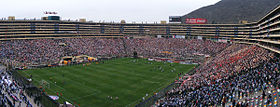 Estadio Monumental en la final 2009.jpg