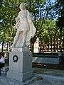 Estatua de Alfonso III en la Plaza de Oriente.JPG