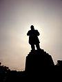 Estatua de Dom Pedro II - Quinta da Boa Vista - Rio de Janeiro - Brasil.jpg