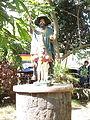 Estatua de sant Jaume al parc de Santiago Atitlán 02.JPG