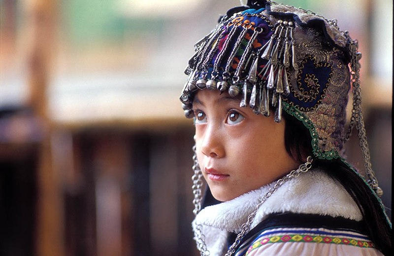 檔案:Ethnic Hani Headgear China.jpg