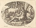 Etienne Delaune, Asia, 1575, NGA 47808.jpg