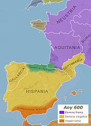 Ville D Espagne Carte