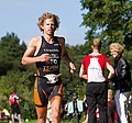 Evert Scheltinga at 31th Twinfield Triathlon Veenendaal 2013.jpg